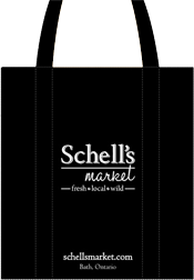 Schell's Market Reusable Shopping Bag